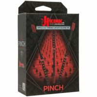 kink---pinch---nipple--clit-tweezer-clips-with-silicone-tips-black--red